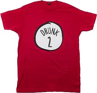 Drunk 2 | Funny Drinking Team, Group Halloween Costume Unisex T-Shirt