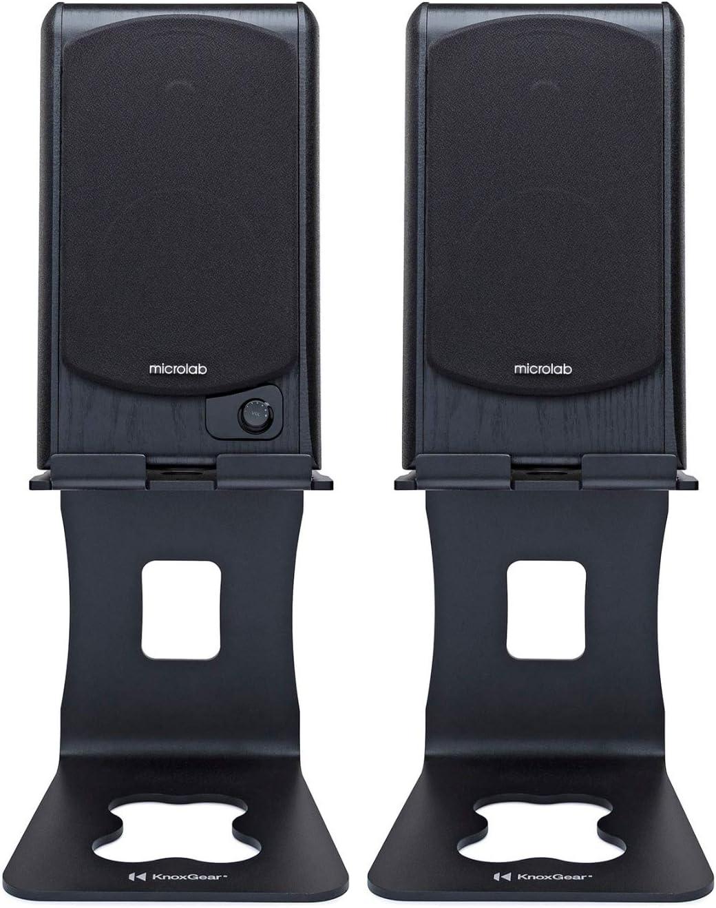Detroit Mall Microlab Pro1BT Professional Bluetooth New life Bookshelf Powered Speaker