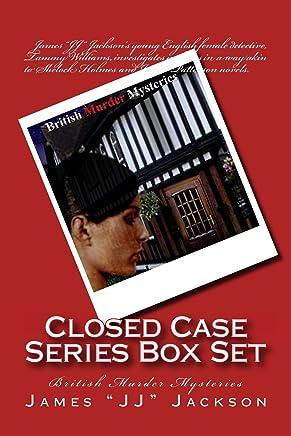 Closed Case Series Box Set: British Murder Mysteries