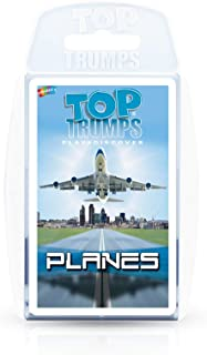 Passenger Planes Top Trumps Card Game
