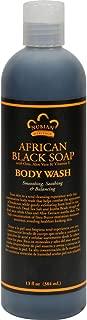 Nubian Heritage: African Black Body Wash, 13 oz (Pack Of 3)