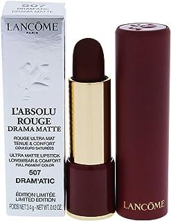 Lancome Labsolu Rouge Drama Matte Lipstick, 507 Dramatic, 0.12 Ounce