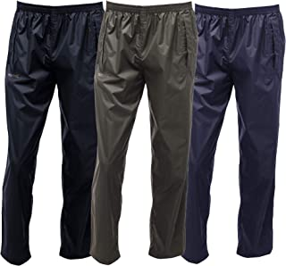 Regatta Mens Pack-it Waterproof and Breathable Trousers