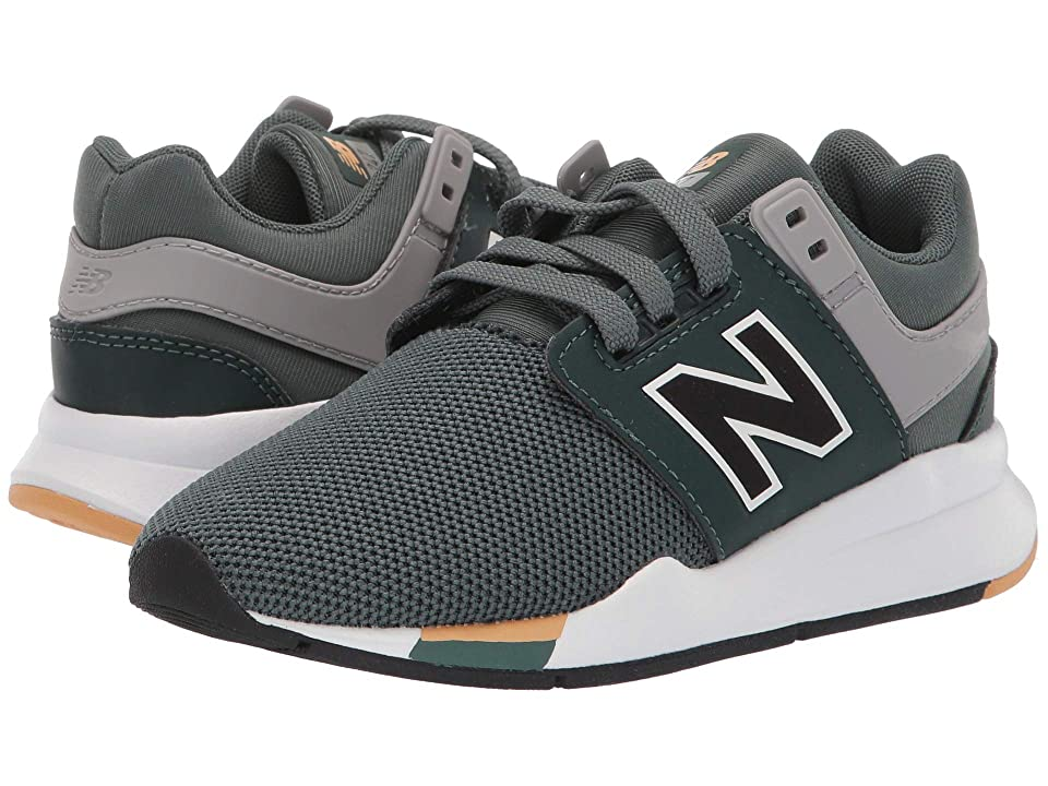 New Balance Kids PS247v2 (Little Kid) (Faded Rosin/Gold Dust) Boys Shoes