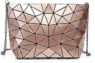 Orita Women Holographic Laser Envelope Clutch Handbag Shoulder Bag Purse