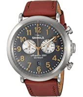 Shinola Detroit - The Runwell Chronograph Titanium 47mm - 20109230