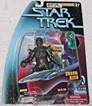 Star Trek Voyager: Warp Factor Series 2 Swarm Alien 4 inch Action Figure