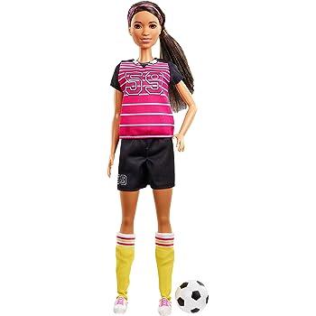 Barbie GFX26 Berufe 60 Jahre Jubiläums Sportlerin Puppe