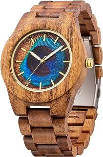 Amazon.es: Amarillo - Relojes de pulsera / Hombre: Relojes