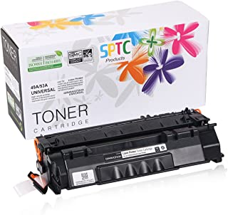 SPTC Compatible With HP Q5949 X 49X HP 53A Q7553A Toner Cartridge for HP LaserJet 1320 1320n 3390 3392 P2014 P2015 P2015d P2015dn P2015n HP M2727 M2727nf MFP 3,000 Pages High Yield Black
