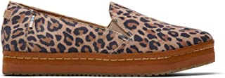 TOMS Women's Palma Leather Wrap Slip-On Shoes