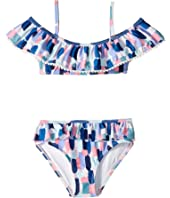 Kate Spade New York Kids - Brush Strokes Two-Piece (Toddler/Little Kids)