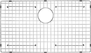 "Serene Valley Kitchen Sink Protector and Sink Bottom Grid NDG3219, 304 Premium Stainless Steel, dim 29 9/16"" x 16 9/16"""