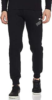 سروال امبليفايد للرجال من بوما Black(Puma Black) (Manufacturer Size:X-Large)