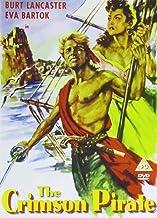 The Crimson Pirate [1952] [Reino Unido] [DVD]