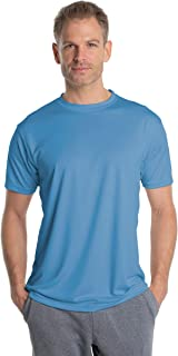 Vapor Apparel Men's UPF 50+ UV Sun Protection Short Sleeve Performance T-Shirt for Sports and Outdoor Lifestyle