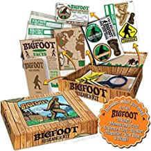Archie McPhee Accoutrements Bigfoot Sasquatch Outdoor Research Kit Novelty Gift, Multicolored, 7