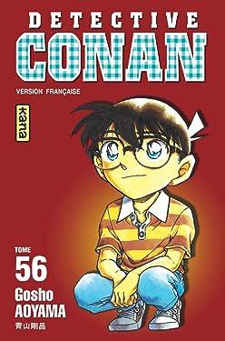 Détective Conan - Tome 56 (Shonen Kana) (French Edition)