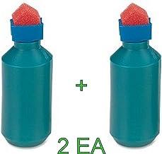 2 Each Sparco Envelope Moistener, Bottle Type, Sponge Tipped (SPR01483)