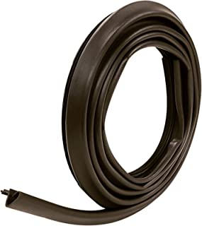 Frost King ES184B Weatherseal Replacement, 1/2-inch x 3/4 inch x 7 ft Long, Brown