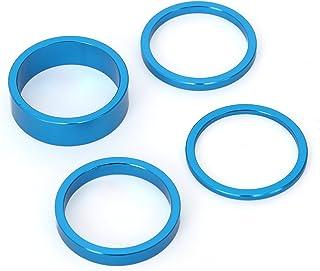MSC Bikes 9009bu 方向垫片,蓝色,2,3,5 和 10 mm
