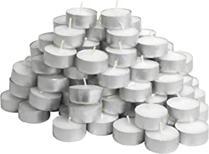 Large non-scented candle / 300 pieces