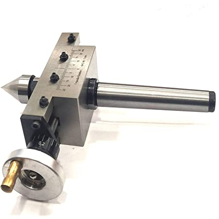 TAPER TURNING ATTACHMENT FOR SMALL LATHE MT1 SHANK