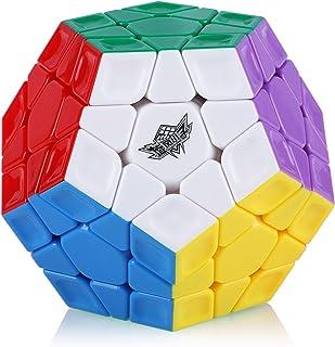 Maomaoyu Megaminx Cube 3x3 3x3x3 Speed Cube Magic Cube Puzzle Ultra Rapide (sans Autocollant)