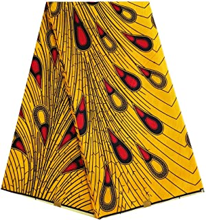 Best gold african fabric Reviews