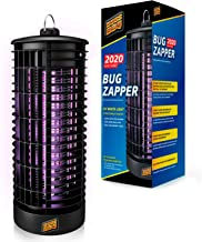 Crio Bug Zapper Indoor and Outdoor - Insects Killer - Fly Trap Outdoor Patio - Insect Killer Zapper - Mosquito Trap - Inse...