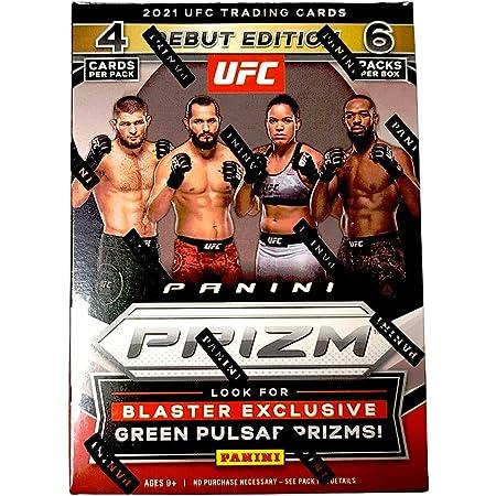 2021 Panini Prizm UFC blaster box (24 cards/bx)