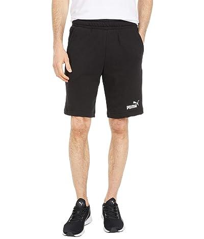 PUMA Essential 10 Shorts (PUMA Black) Men