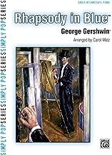 Rhapsody in Blue - Sheet Music - (George Gershwin arr. Carol Matz, Piano Solo - Early Intermediate)