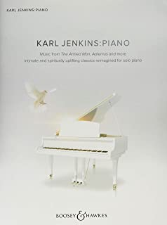 Karl Jenkins: Piano: Music from The Armed Man, Adiemus and m