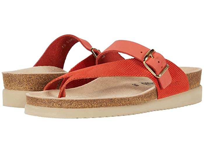 Mephisto  Helen Mix (Coral Sand Perf) Womens Sandals