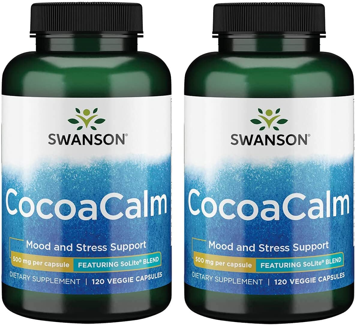 Swanson Cocoacalm NEW before selling ☆ Los Angeles Mall 120 Veg Pack 2 Capsules