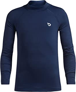 youth cold weather compression shirt