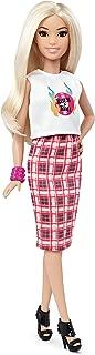Barbie Fashionistas Doll 31 Rock 'N' Roll Plaid - Petite