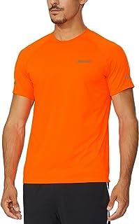 Baleaf Men's Short/Long Sleeve T-Shirt Running Workout Shirts