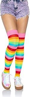 Leg Avenue Women's Rainbow Leg Warmers