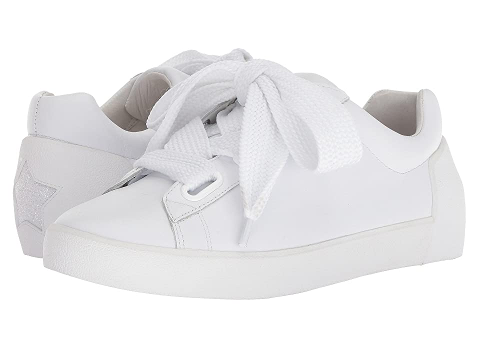 ASH Nina (White Nappa Calf) Women
