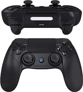 JOYSKY Mando Inalámbrico para Playstation 4,Controlador De Juegos Inalámbrico con Control De Vibración Dual del Motor De D...