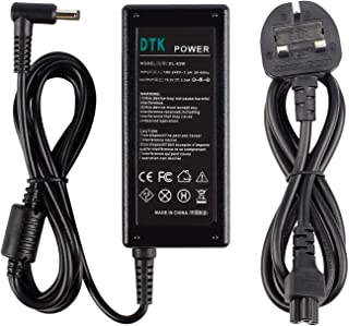 DTK   Adapter Laptop Computer Charger Notebook Power Supply Source for Dell Output  19 5V 3 34A 65W Power cord Connector  4 5mm X3 0mm
