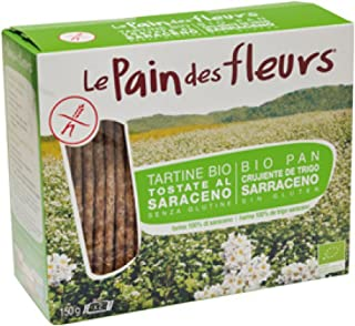 comprar comparacion KI GROUP SpA Priméal Le Pain De Fleurs Tartine Al alforfón Orgánica 150g
