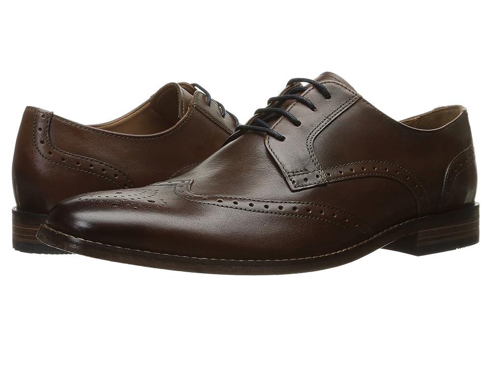Bostonian Narrate Wing (Tan Leather) Men