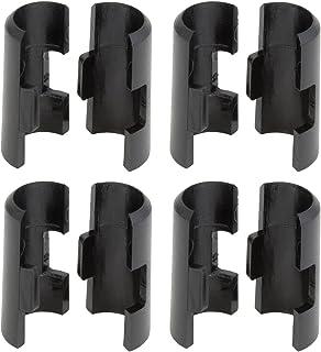 ルミナス メタルラック用パーツ 取付部品 スリーブ(4個セット)  ポール径25mm用パーツ   φ3.5×4.5cm IHL-SLV4S