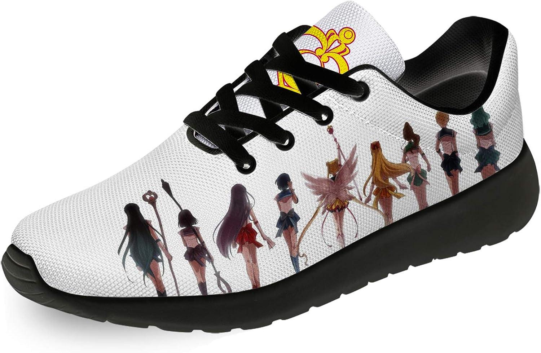 ADIGOW Japanese Anime Shoes for Men Custom Women Cartoo 3D Max 55% OFF Chicago Mall Print