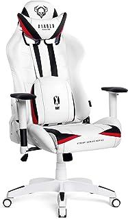 comprar comparacion Diablo X-Ray Gaming Silla de Oficina Silla Gamer Apoyabrazos 4D Diseño Ergonomico HQ Cuero Sintético Perforación Función d...
