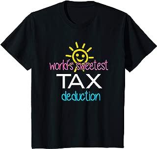Best tax deduction t shirt Reviews