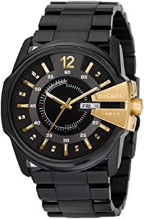 Diesel Men's Master Chief Stainless Steel Quartz Watch